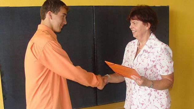 Na některých školách v Přerově se vysvědčení rozdávalo už v pátek 26. června.