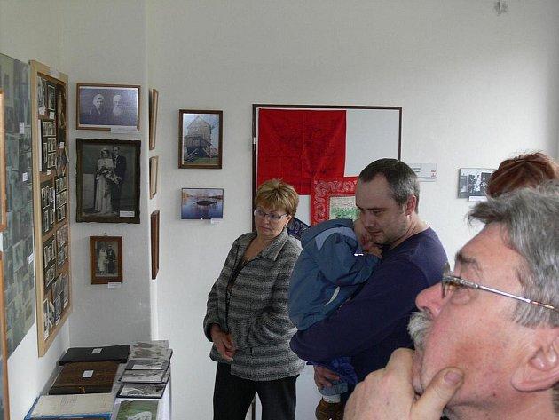 Výstava fotografií námořníka Tomáše Vítka ve Skaličce