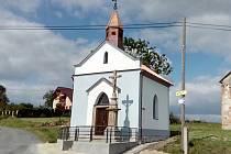 Kaple v Hranických Loučkách prošla zásadní rekonstrukcí.