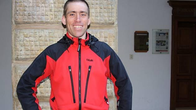 Cyklista Karel Hartl z Hranic sklízí úspěchy na evropských šampionátech.