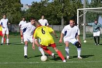 Muži 1. FC Přerov nestačili v domácím prostředí na Šternberk.