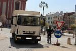 Od pátku 19. dubna 2019 se změnil dopravní režim v centru Hranic.