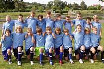 Mladší žáci SK Hranice skončili třetí v krajském přeboru Olomouckého kraje.