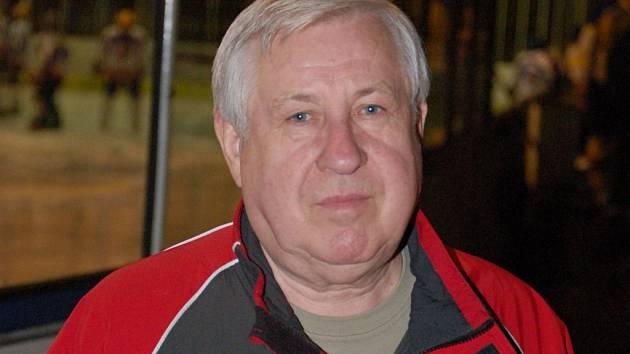 Vladislav Chytil, trenér přerovské juniorky.