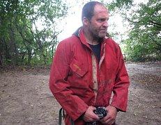 Krzysztof Starnawski se potápěl do Hranické propasti
