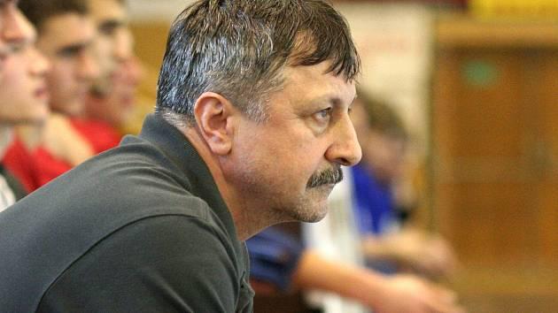 Trenér Jaroslav Hudeček