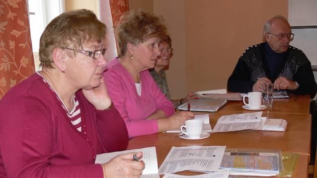 Klub seniorů v Hranicích
