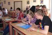 Přijímačky na Střední průmyslovou školu v Hranicích