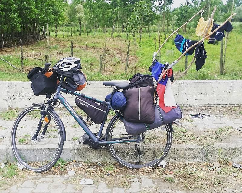Tomík na výpravě do Gruzie