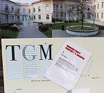 č.3. Autor: Petra Vargová. Návrh památníku TGM v Hranicích