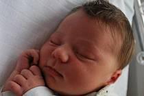 Anna Vodáková, Přerov, narozena 14. září v Přerově, míra 51 cm, váha 3 620 g