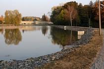 Revitalizovaný hranický rybník Kuchyňka