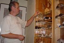 Láska k minerálům přivedla Petra Čočka na nápad otevřít si vlastní muzeum.