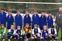 V Bělotíně hraje fotbal celá řada družstev.