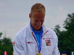 Kajakář Jakub Zavřel překvapivě vyhrál na 500 metrů