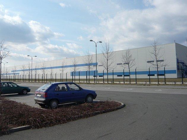 Průmyslová zóna bývalého LG Philips