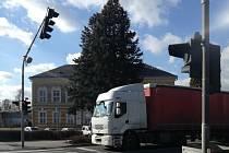 Semafory na Motošíně fungují v novém režimu