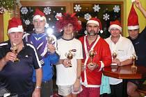 Club Tennis Hranice uzavřel rok Mikulášským turnajem.