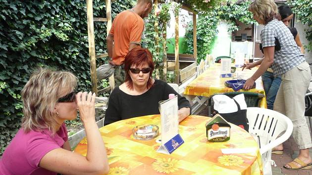 Vítězem čtenářské ankety se stala kavárna Klub U Kramplů.