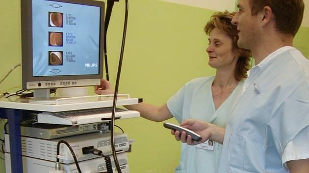 Do pořízení nového přístroje investovala přerovská nemocnice částku dosahující téměř 1,5 milionu korun.