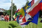 Hry Mikroregionu Záhoran, kterých se letos zúčastnila i výprava z polského Kluczborku, narušila jen bouřka, kvůli které musela být zrušena jedna disciplína a večerní zábava
