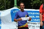Petr Havránek byl druhý mezi veterány M35 v rámci mistrovství ČR
