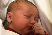 Mia Krumpolcová, Hranice, narozena dne 26. listopadu 2013 v Přerově, míra: 50 cm, váha 3636 g