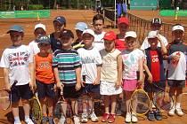 Mladí tenisté se utkali na celostátním turnaji v Hranicích.
