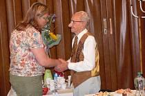 V pátek 3. června oslavil sto let Josef Jurajda z hranického Domova seniorů