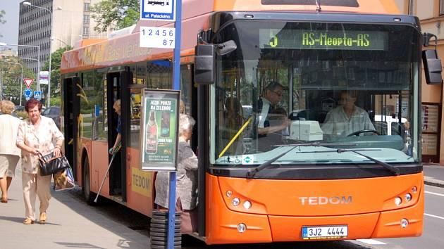 Autobus bude v ulicích do konce týdne.