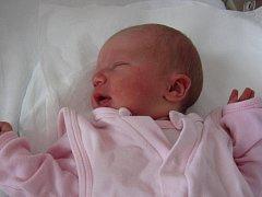 Ellen Macurová, Hranice,  narozena dne 30. května 2013 v Přerově, míra: 49 cm, váha: 3380 g