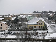 Zasněžené Hranicko -29. 11. 2010