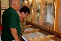 Výstava je otevřena v prostorách Ornitologické stanice v Přerově do 14. září.
