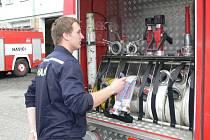 Dobrovolní hasiči zasahují u požárů a následků řádění živlů, v budoucnu by měli vypomáhat i u dopravních nehod.