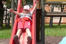 Ještě letos přibudou ve městě dvě místa, kde si budou moci děti bezpečně hrát.
