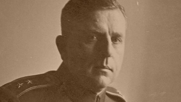 Plukovník generálního štábu in memoriam Vladimír Talášek.