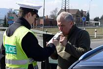 Středeční policejní akce v Hranicích se zaměřila na překročení povolené rychlosti