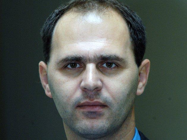Pavel Šaradín, politolog