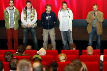 Návštěvníci kina Hvězda se mohou setkat s režisérem filmu Tobruk Václavem Marhoulem.