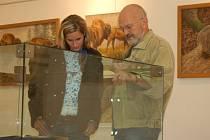 Muzeum Komenského v Přerova obsadila zvířata.