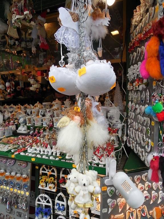 Advent v Bratislavě.