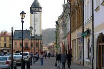 Historické centrum Hranic