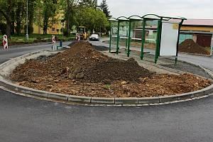 Regenerace sídliště Struhlovsko v Hranicích, 13. května 2021