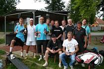 Tenisté na turnaji v Brně