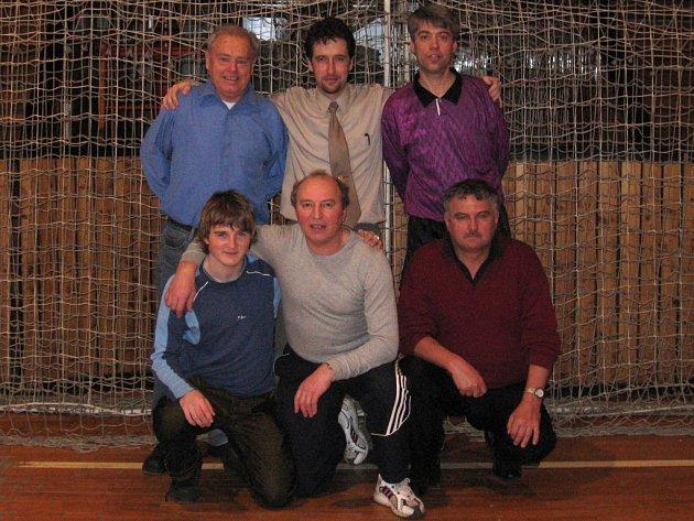 V Hranicích se hrál turnaj rozhodčích kopané.
