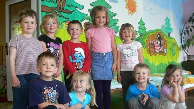 Na oslavy sta let školy v Hrabůvce se připravují i děti z místní mateřinky.