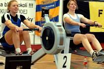 Ze zlaté medaile se v Rakousku radovaly Valentová s Olivíkovou. Stříbro vybojovala Vařeková.