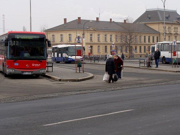 Rekonstrukce přerovského autobusového nádraží patří knejvětším letošním investicim města.