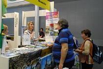 Prezentace Hranicka a Lipenska na veletrhu Regiontour v Brně