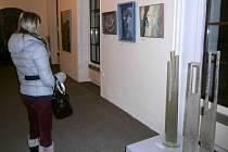 ARS Olomouciana '13 v hranické výstavní síni Synagoga